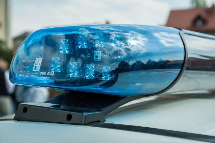 Policja Leszno: Zlekceważył wiele przepisów, a do tego był poszukiwany