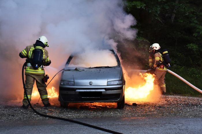 KMPSP Leszno:  Poważny wypadek